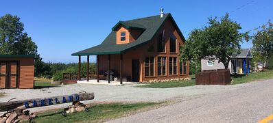 Photo for 3 Bedroom Chalet Only Minutes Away From Cabot Cliffs