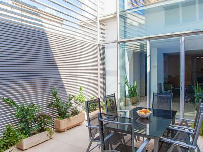 Photo for CAN MODERN - Apartment with terrace in Sa Pobla.
