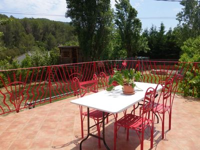 Photo for Vacation home La Mirapelle  in Le Beausset / Saint Anne d'Evenos, Cote d'Azur - 6 persons, 2 bedrooms