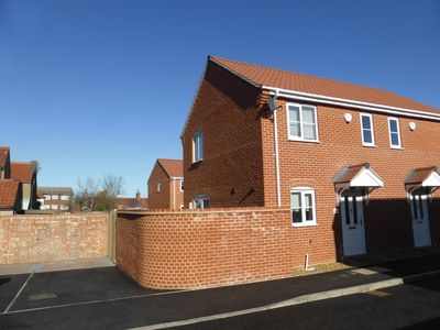 Photo for 2 Augusta Court - light, bright and furnished in a fresh, modern style in a quiet residential area.