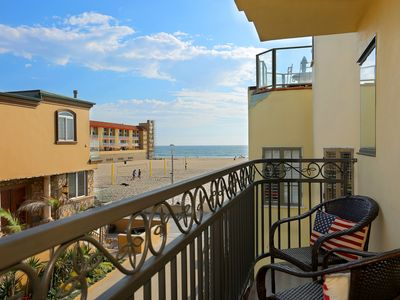 Photo for Beautiful Beachside Strand Home with Roof Deck-Casa Nuevo!