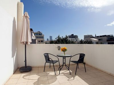 Photo for BEN YEHUDA ST 21 SPACIOUS APARTMENT WITH BALCONY.