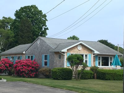 Photo for New listing ! Salty Lure, Misquamicut - 6 minute stroll to ocean beach