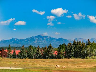Photo for Newly remodeled, one level condo in core Pagosa with amazing views.