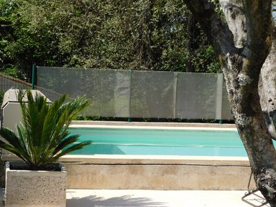 Photo for Holiday house in Grasse for 6 pers with pool Attractive price in late August