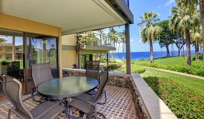 Photo for Perfect tropical paradise with ocean views and easy access to Wailea Beach Walk