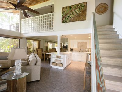 Photo for Koa Resort #2F Deluxe Remodeled 3 BR 2.5BA Townhome A/C WIFI Across from Beach