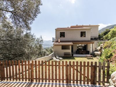 Photo for New apartment F4, air conditioned with private garden, summer kitchen and terraces