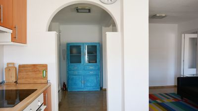 Photo for 4 pers. apartment in Javea, Costa Blanca, 100m from Arenal beach