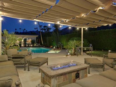 Photo for Palm Paradise: 6 BR / 5 BA home in Palm Springs, Sleeps 12