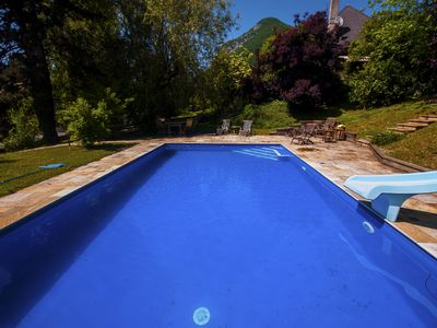 Photo for Spacious Lake Annecy Villa - Delightful in Summer or Winter