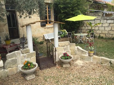 Photo for summer rental in the village in southern France