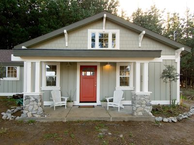 Photo for PINE VIEW BUNGALOW - OCEAN VIEW BUNGALOW IN THE PINES AT BODEGA BAY
