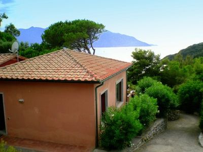 Photo for Elba, Italy: Great Seaside Vacation Villa on Tuscany's Island of Elba