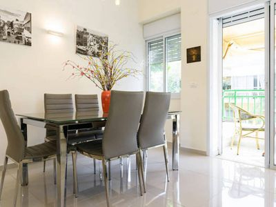 Photo for Contemporary 3 BR in the city center - Three Bedroom Apartment, Sleeps 6