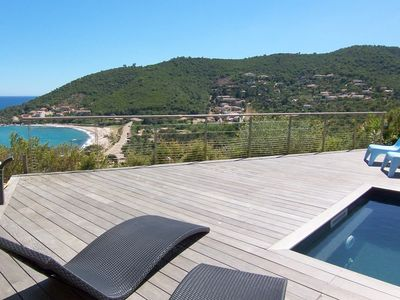 Photo for VILLA COLOMBA - FRONT OF THE SEA