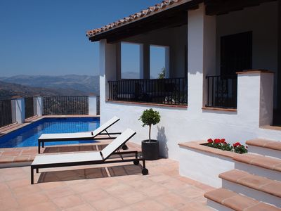 Photo for *15% Discount May-July* Villa with Private Pool Set In Mountainside Location