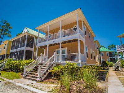 Photo for Tiki Time 24C 2 Br at the Purple Parrot Village Resort by Perdido Key Resort Management