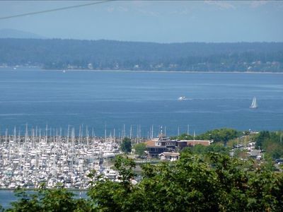 Photo for **Spectacular View!** Queen Anne  Charm**Location ! Location!