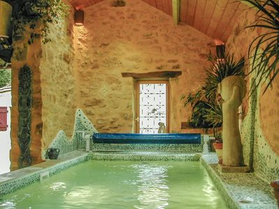 Photo for Private indoor Spa. Restored 18thC house. New Listing.