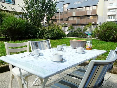 Photo for Apartment Résidence Nautica in Saint Malo - 4 persons, 2 bedrooms