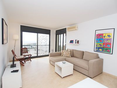 Photo for Apartment Cristal Mar in Empuriabrava - 5 persons, 2 bedrooms