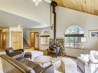 Photo for Wonderful Vacation Rental in the heart of Tahoe Donner