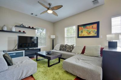 Living Area - This home is professionally managed by TurnKey Vacation Rentals.