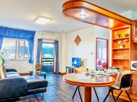 You cannot expect more with such a low price. Everything is good, cozy apartment, nice staff,
