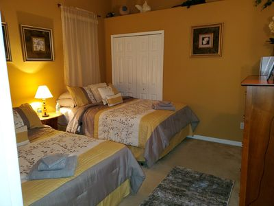Photo for Comfortable oasis 1 bedroom and 1 bathroom with private access
