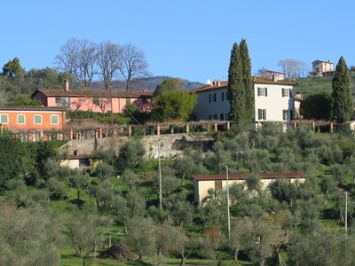 Photo for BEAUTIFUL VILLA JUST OUTSIDE LUCCA WITH MAJORDOMO