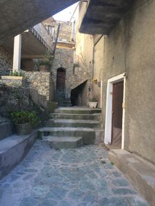 Photo for Renovated village house in the heart of the village of Pietralba, classified 4 *
