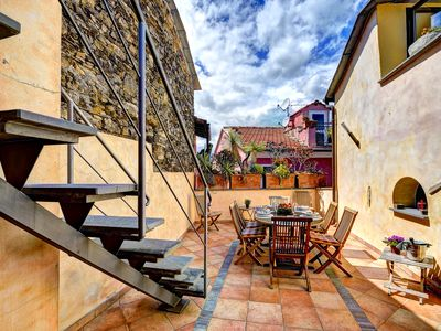 Photo for 4BR House Vacation Rental in Civezza, Liguria