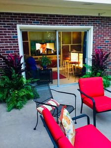 Photo for ❤️ Comfy/Cozy Charleston Home-Private Sports Bar~Scenic Gardens/Plantations-Pets