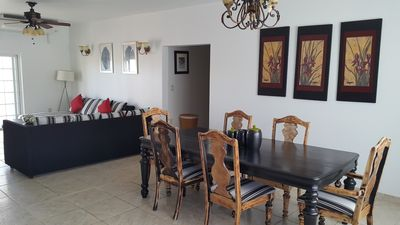 RED CLOVER WITH A CAR SPACIOUS CLEAN HOUSE VERY CLOSE TO THE BEACH