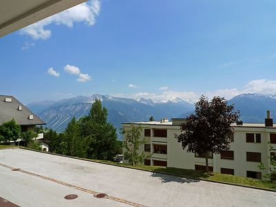 Photo for Apartment Mandarin in Crans-Montana - 4 persons, 2 bedrooms