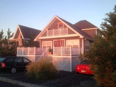 Photo for Best DOG beach on the Delaware Shore! New on the Slaughter Beach rental market!