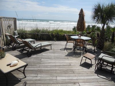 Photo for 3BR Townhome Vacation Rental in New Smyrna Beach, Fl