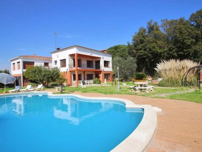 Photo for Club Villamar - Nice villa with private pool,big garden and tennis court