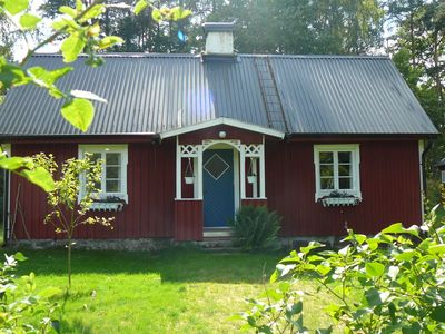 Photo for A cozy, original Swedish house in a peaceful environment