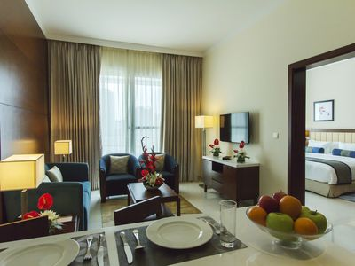Photo for Fully Furnished 2 Bedroom Suite