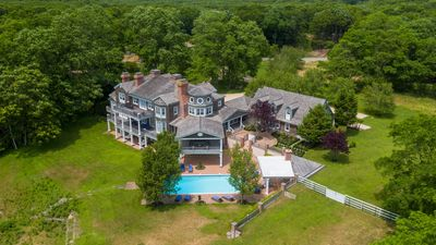 Photo for NEW LISTING: Estate-style home with gorgeous freshwater pool, near villages and bay beaches, modern amenities on three levels of living space!