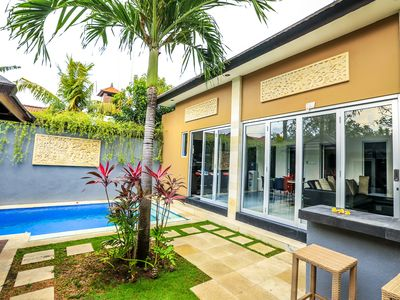 Photo for Kelapa View 2 Bedroom Villa in Legian