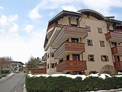 Photo for One bedroom Apartment, sleeps 4 in Saint-Gervais-les-Bains with WiFi