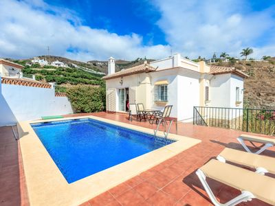 Photo for Vacation home Villa Tamanago Hill  in Nerja, Costa del Sol - 10 persons, 5 bedrooms