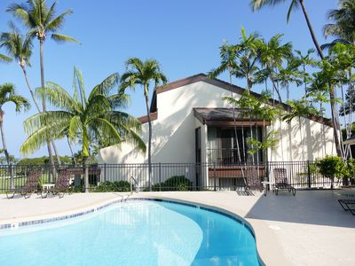 Photo for End unit condo with ocean views and an opportunity for a reduced rate on a Jeep