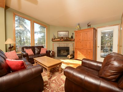 Photo for Mountain Home on 2 acres; Near Winter Park, Snow Mountain Ranch, Devil's Thumb