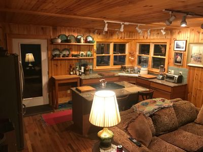 """Photo for Remote and secluded """"Mountain Breeze"""" Cabin Getaway"""