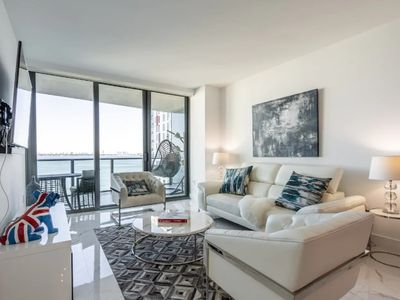 Photo for Dazzling & Exotic 2 Bedroom Apartment In Miami