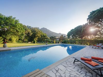Photo for Exceptional villa between land and sea for 10 to 12 people